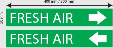 Duct Marking Labels In Dubai Uae